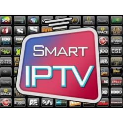 Samsung Smart IPTV Aplicacion